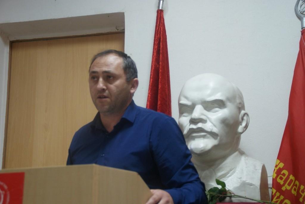 Владимир таймазов член коммунистической партии