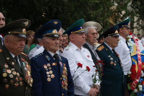 74-ая годовщина начала великой Отечественной войны