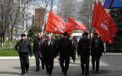 1d9bb0e4a 14 октября 2012 года на выборах в Черкесскую городскую Думу коммунисты  Карачаево-Черкесии удвоили свое представительство